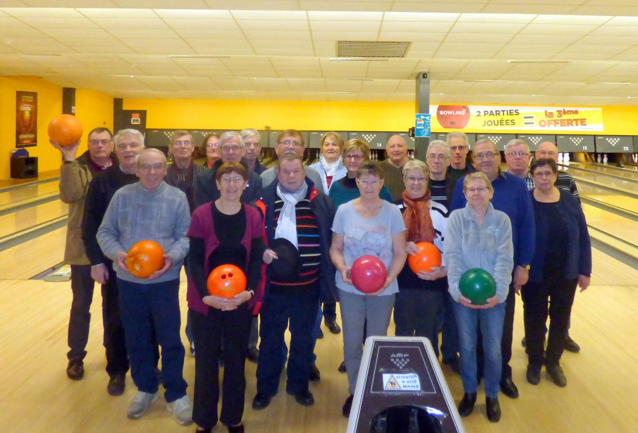Bowling TELOCHE 2016
