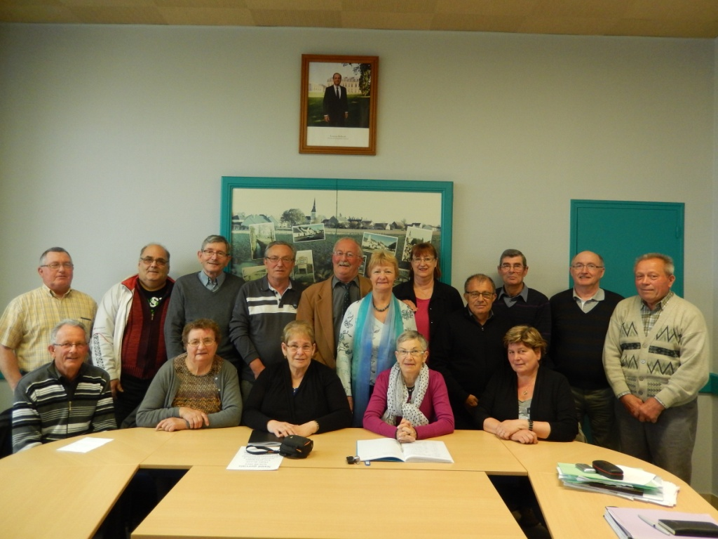 Réunions des Présidents et du bureau cantonal le 28 avril 2014