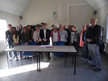 Brette Les Pins partenariat avec le lycée